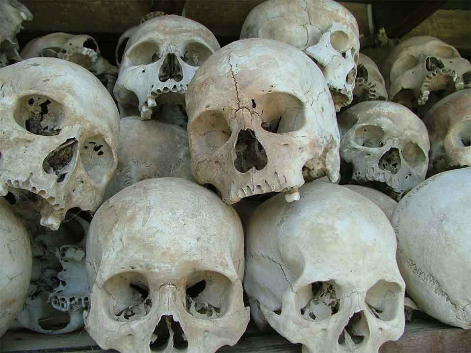 how to get to the killing fields